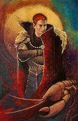 Cancer - Alistair Theirin by yuhime