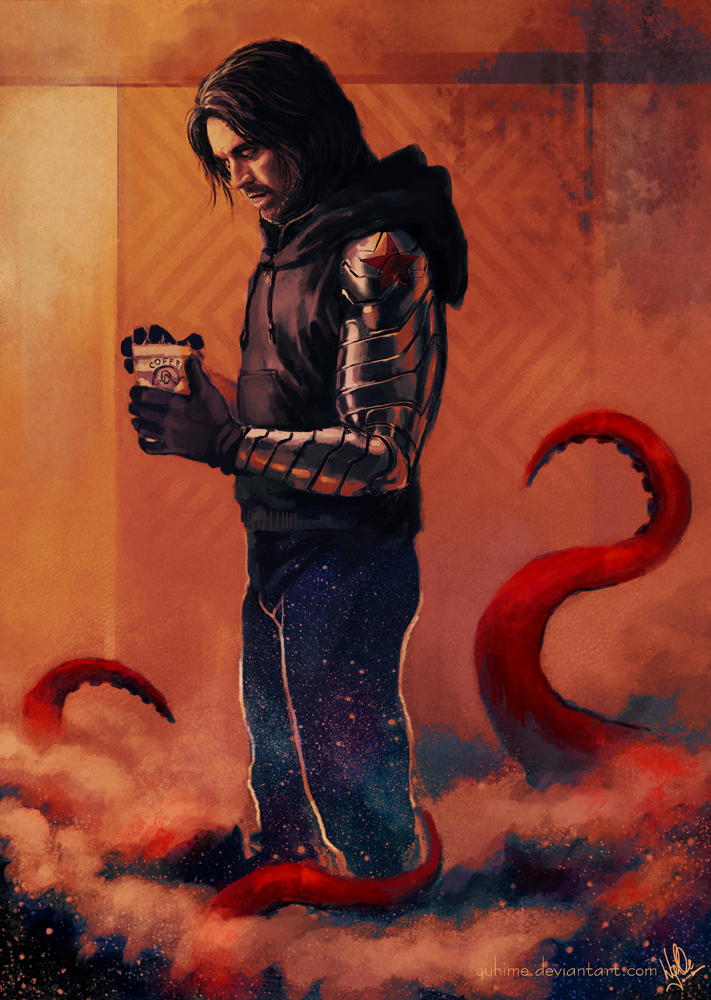 Bucky by yuhime