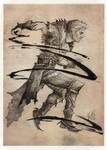 Kaidan Hawke by yuhime