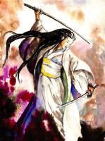 Tomoe Gozen by yuhime