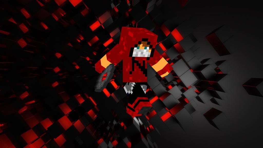 Minecraft Wallpaper RedExtreme By XXNiueXx