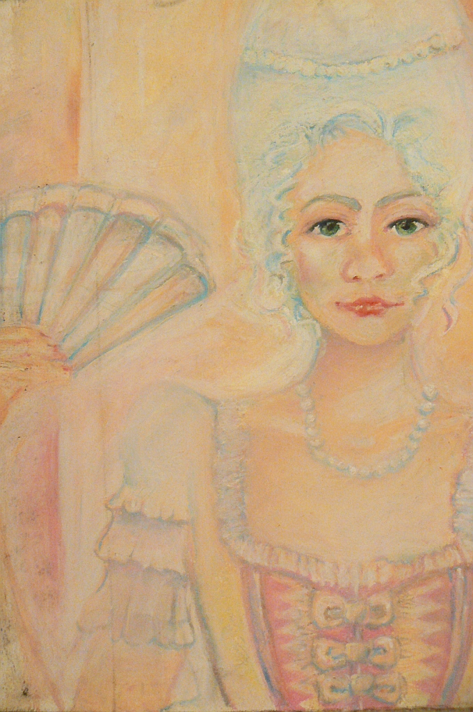 Marie Antoinette by sea-dries-up