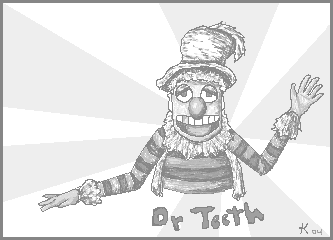 Dr Teeth by nihilisticangel