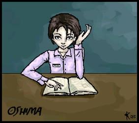 Oshima - Kafka on the Shore