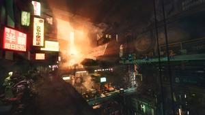 The sunshine of Osaka | Cyberpunk 2078