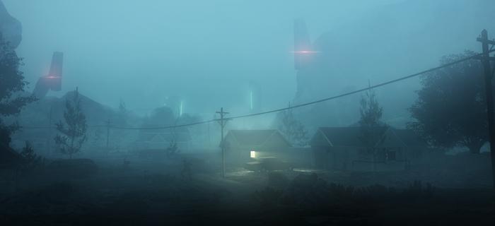 Electric Fog T1