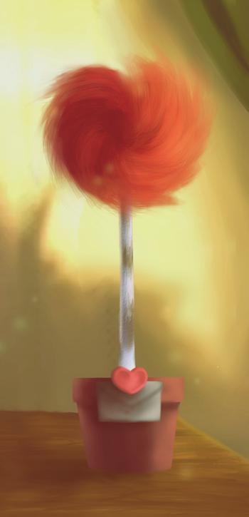 Tree Love by Mimint