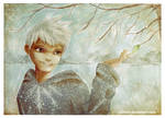 Rise Of The Guardians: Jack Frost... Again.