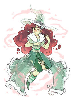 Cloud Witch
