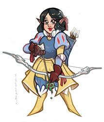 Disney Dnd - Snow White