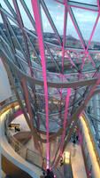 Near the pink vortex