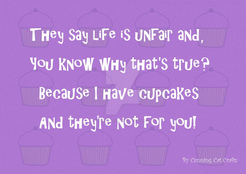 Petty Cupcake Poem by cunningcatcrafts on DeviantArt