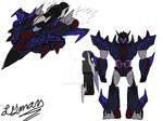 MONSTER WARS- Megatron (Before Fatalatron)
