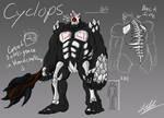 RWBY GRIMM OC(Original Creature)- The Cyclops