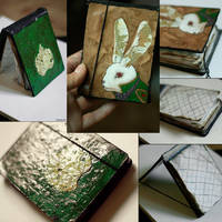 notepad - Rabbit aLL by t-a-t-k-a