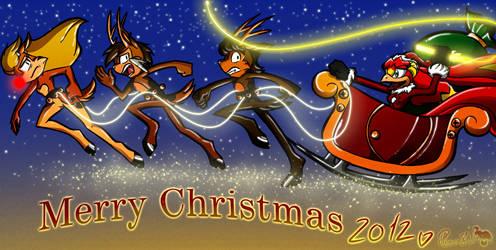 .:Merry Christmas 2012:.