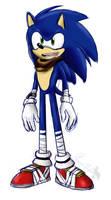 .: Sonic Boom Sketch : Sonic T Hedgehog :.