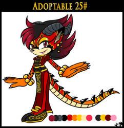 .: Adoptable 25# (OPEN) :.