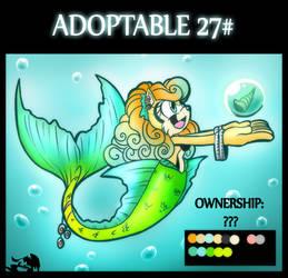 .: Adoptable 27# (OPEN) :.