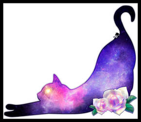 .: Galaxy Ruled by a Cat :.