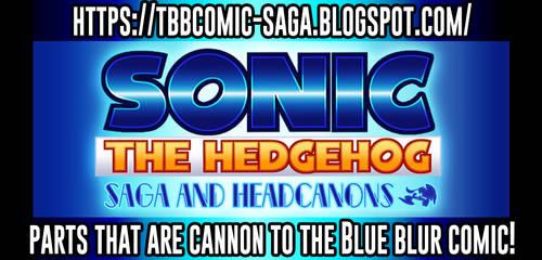 Blog - The Blueblur Fan Comic -SAGA