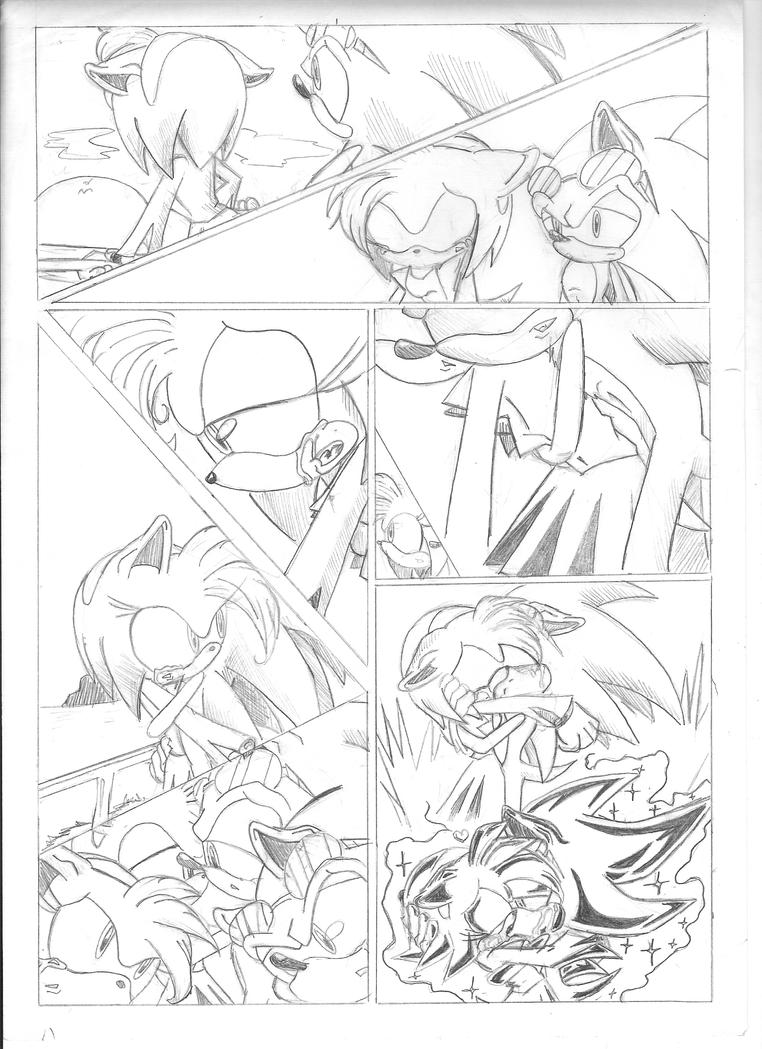 .:Sonamy -Comic- :. by PhoenixSAlover