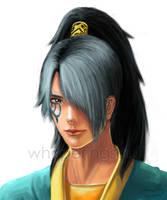 SW II: Chosokabe Motochika by WhisperingSoul
