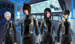 Team Alpha 00 by WhisperingSoul