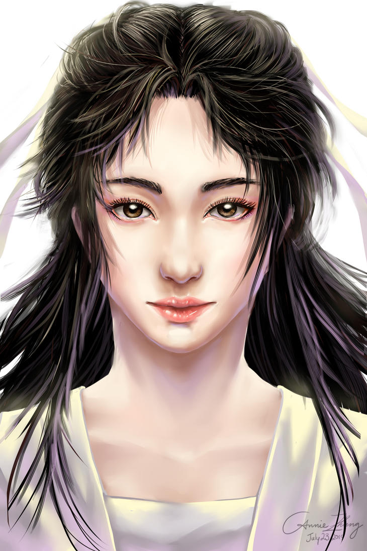 Legend of the Condor Heros: Xiao Long Nu by WhisperingSoul