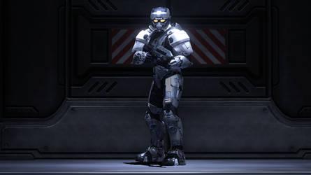 Mark I 'MJOLNIR' Power Armor by UltraPredator01