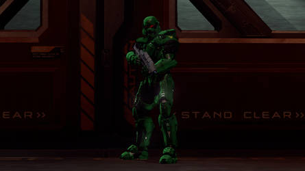 Mark IV 'Armature' Power Armor by UltraPredator01