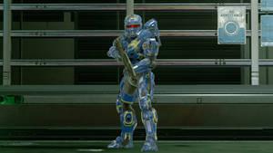 Mark V 'Umbra' Power Armor