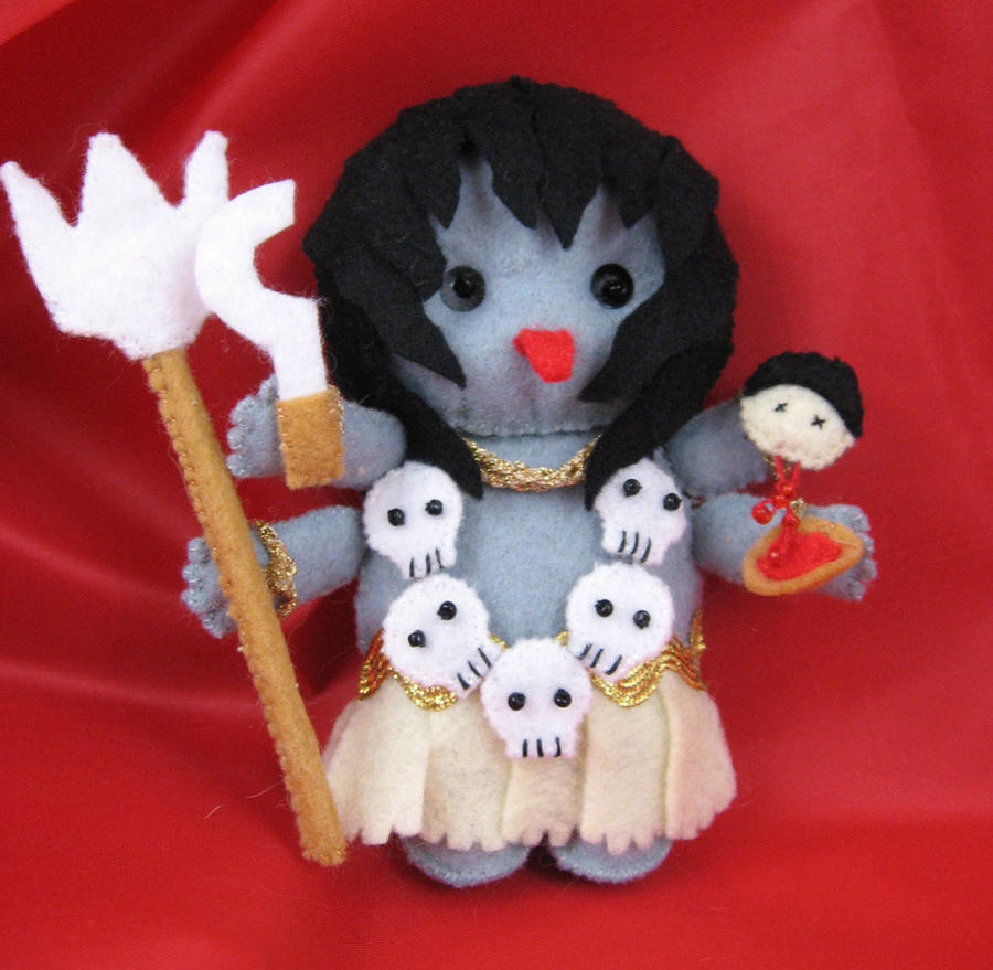 Kali by deridolls