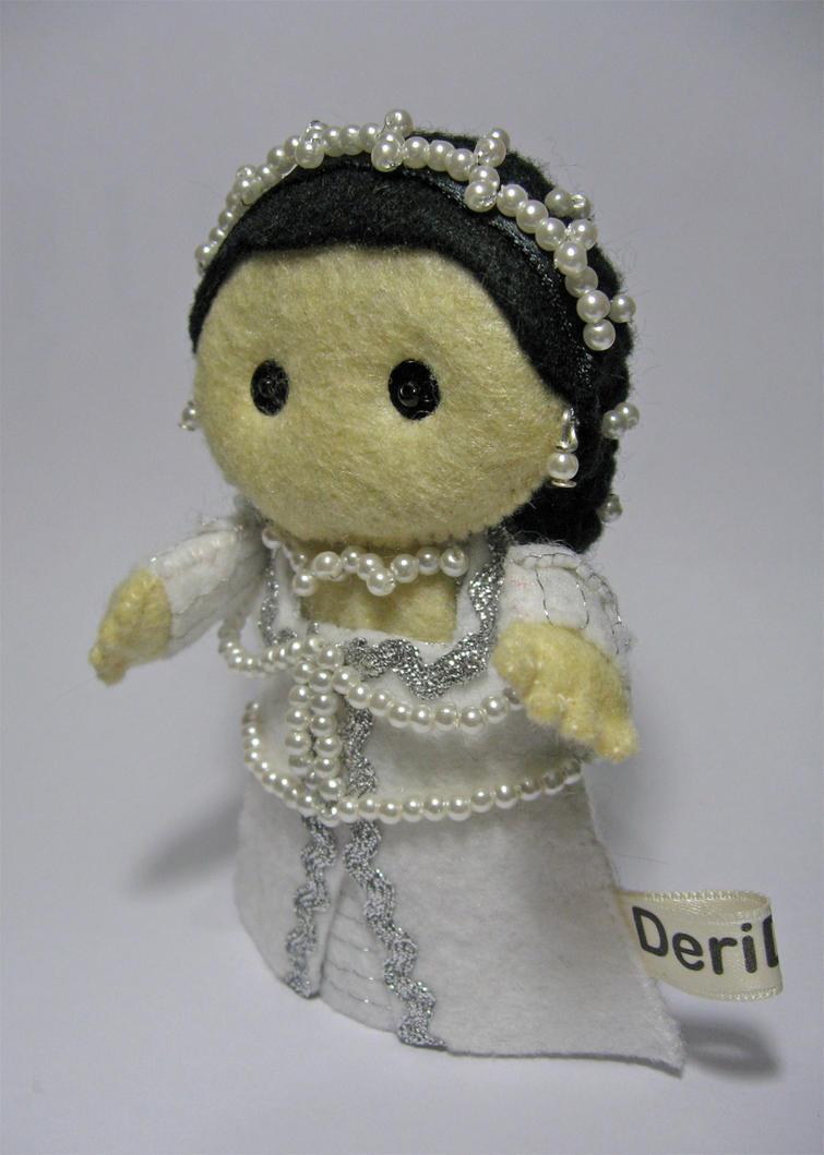 Marguerite de Valois by deridolls