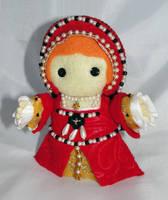 Princess Elizabeth by deridolls