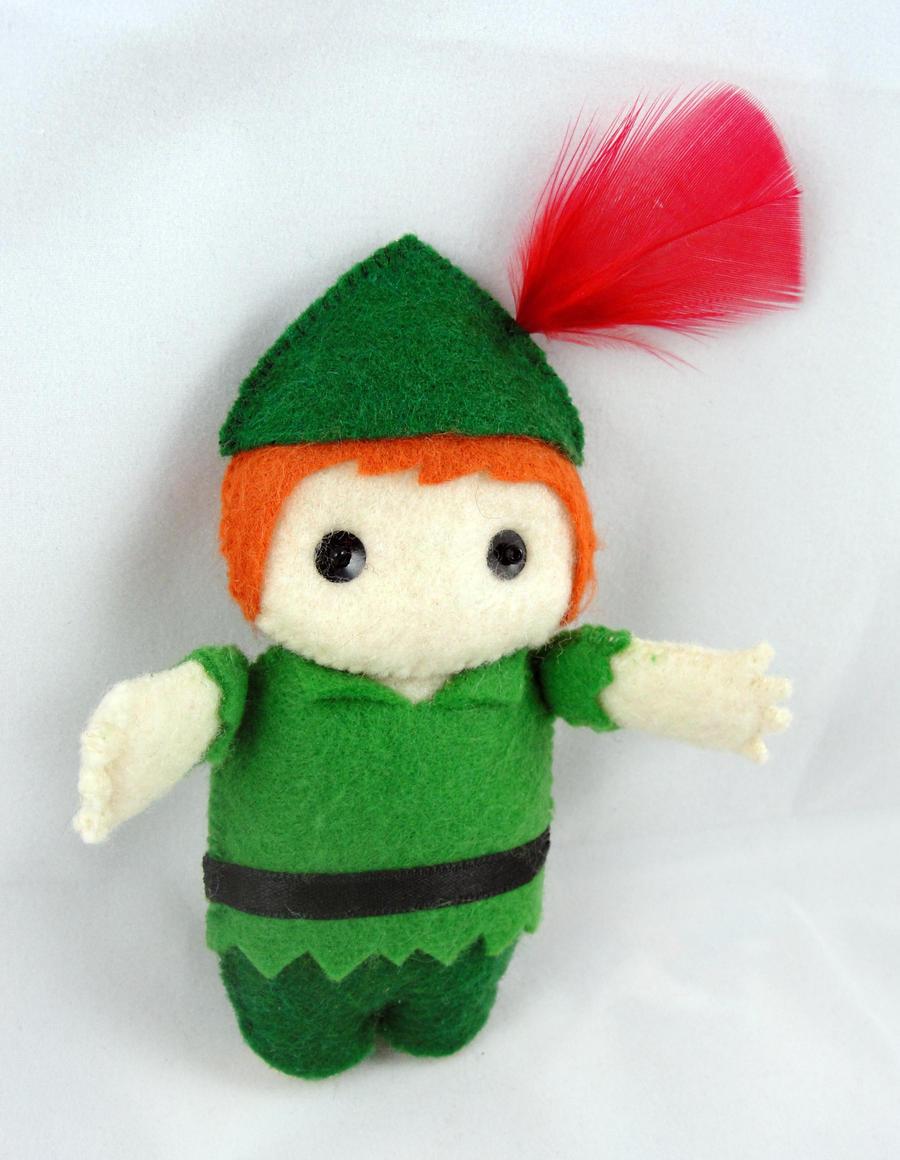 Peter Pan 3 by deridolls