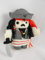 Jack Sparrow commission 3 by deridolls