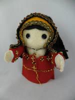 Juana, la loca - commission by deridolls
