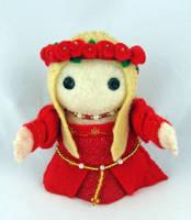 Catherine Howard by deridolls