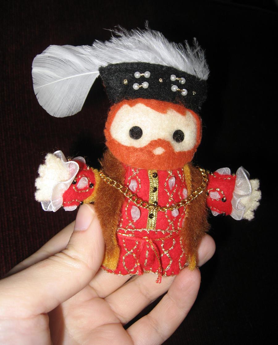 Henry VIII - 6 by deridolls