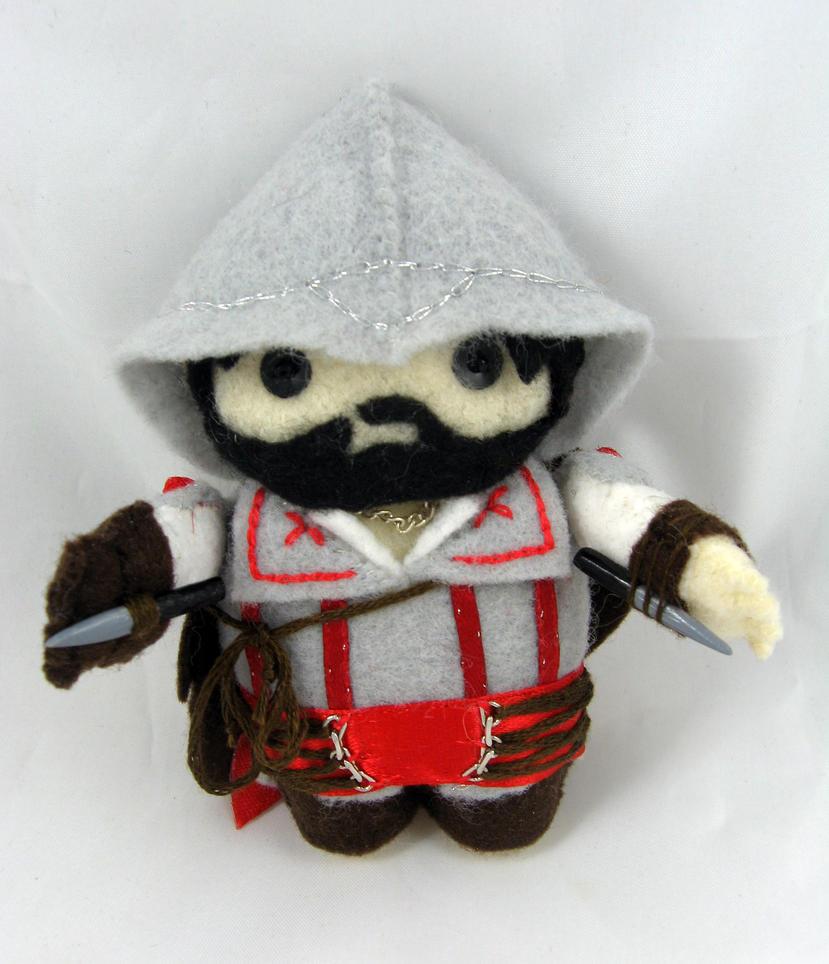 Ezio Auditore II by deridolls
