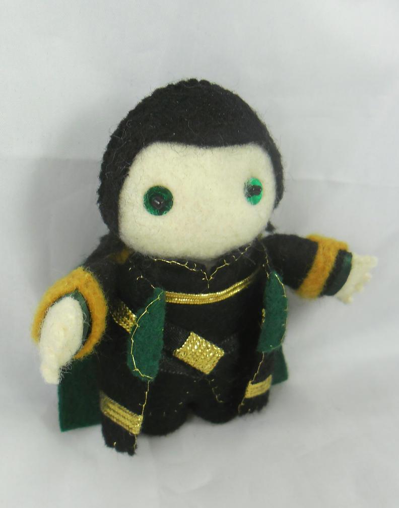 Loki 2 by deridolls