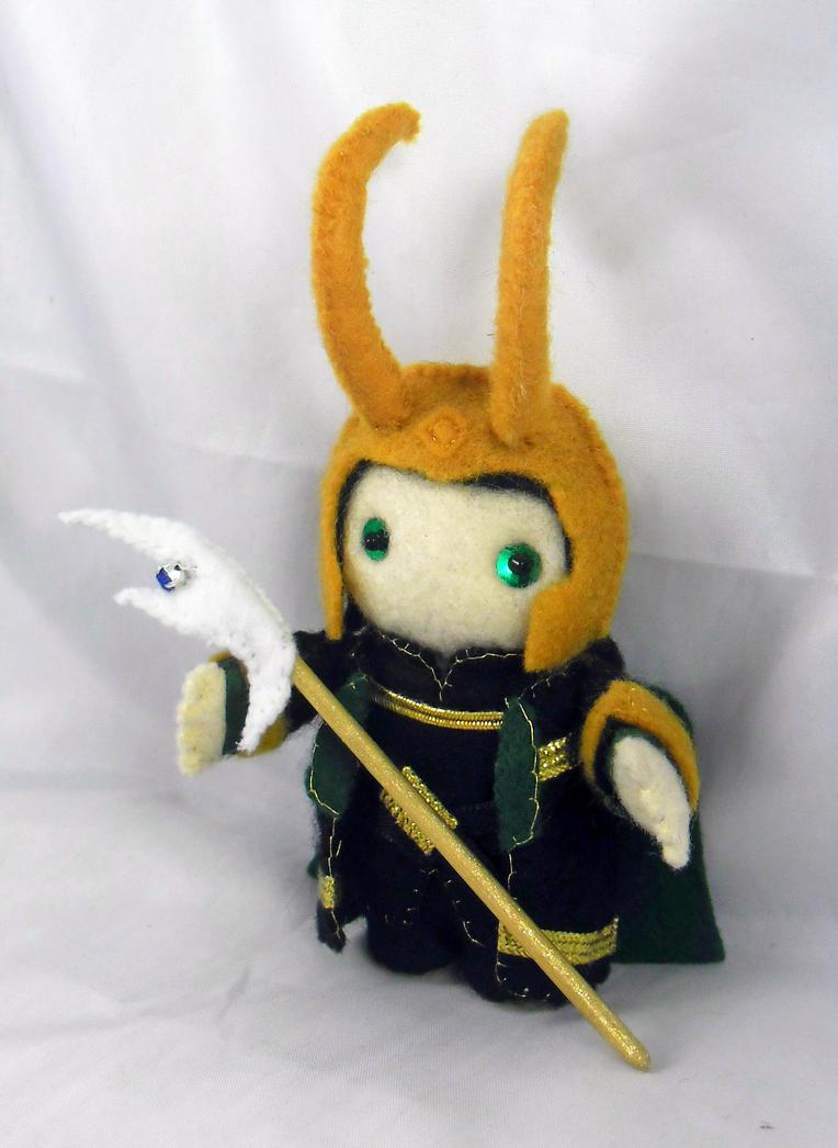 Loki by deridolls