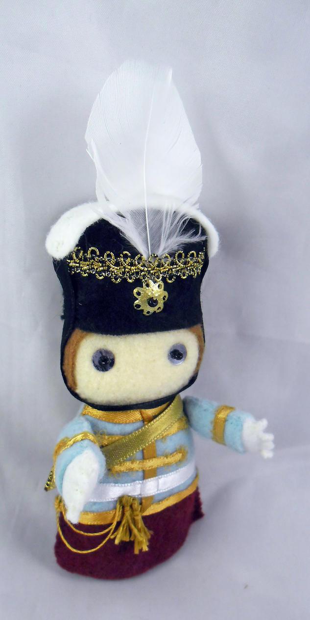 Grand-Duchess Olga Romanova by deridolls