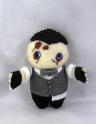 Eddie, The Groom by deridolls