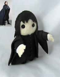 Severus Snape by deridolls