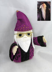 Albus Dumbledore - commission by deridolls