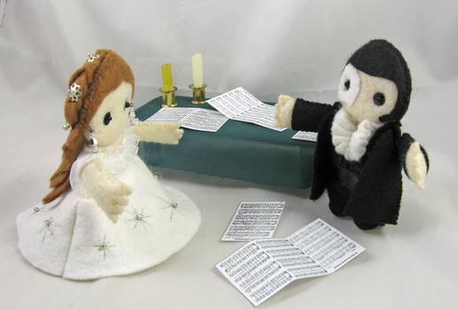 Phantom of the Opera - Eric and Christine