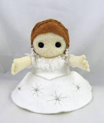 Phantom of the Opera - Christine by deridolls