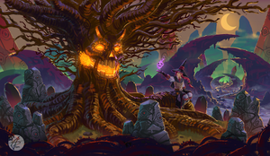 The Dread tree Redux